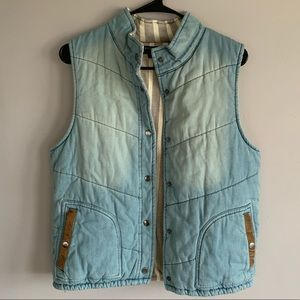 BY CORPUS Quilted Vest